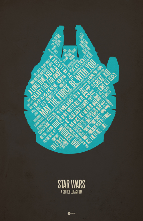 check out this fun collection of movie quote posters geektyrant
