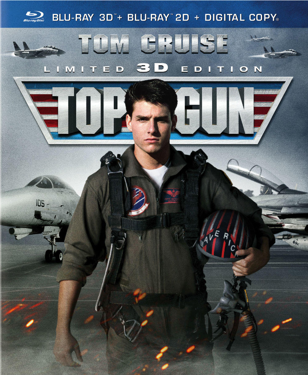 Dr Seuss The Lorax Movie Script: TOP GUN Blu-ray 3D Enters The Danger Zone In February