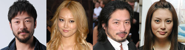 Four more Actors Cast in 47 RONIN — GeekTyrant
