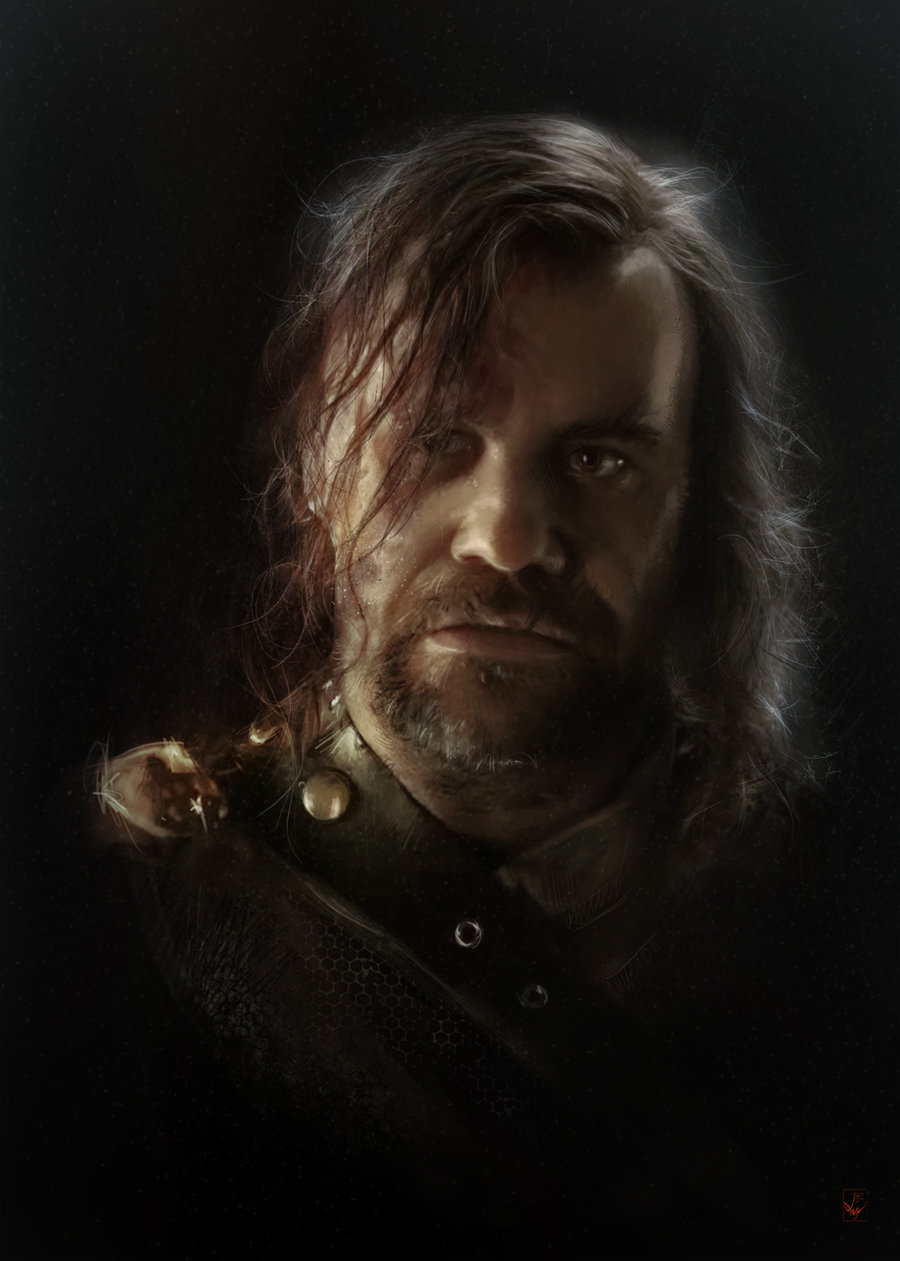 Beautiful Game Of Thrones Character Paintings By Anja