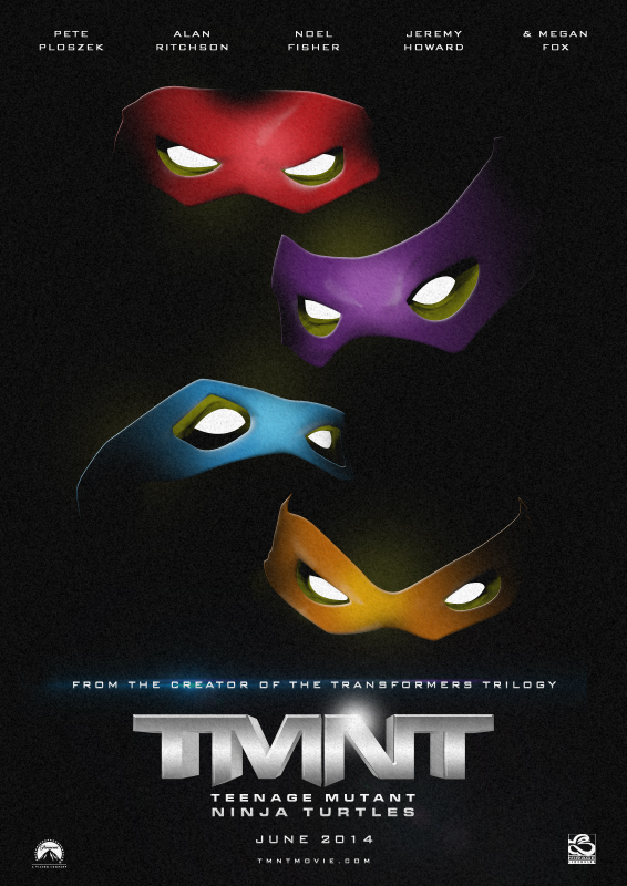 NINJA TURTLES Reboot Teaser Poster Revealed? — GeekTyrant