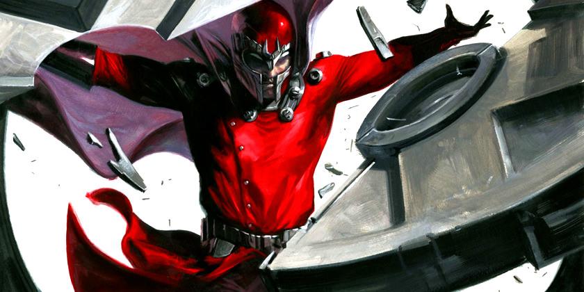 3) X-Men Origins: Magneto