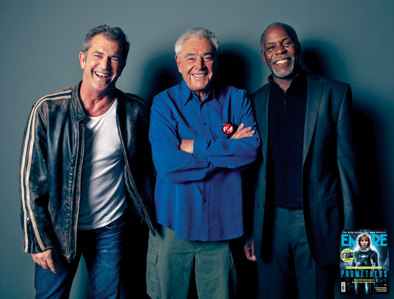 Richard Donner Talks Abandoned Lethal Weapon 5 Geektyrant