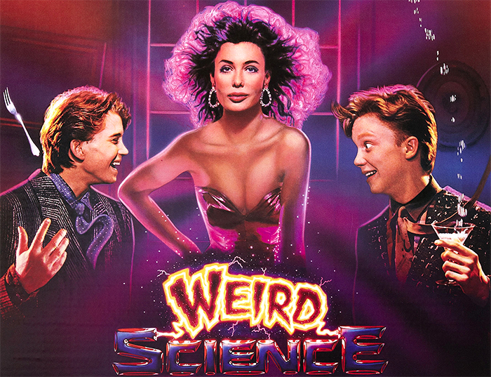 Universal Pictures Remaking John Hughes' WEIRD SCIENCE — GeekTyrant