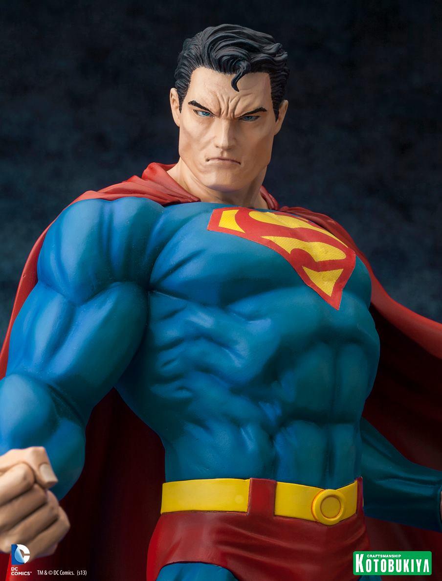Superman For Tomorrow  Superman ARTFX 1/6 (Kotobukiya) : acheter ou vendre vos