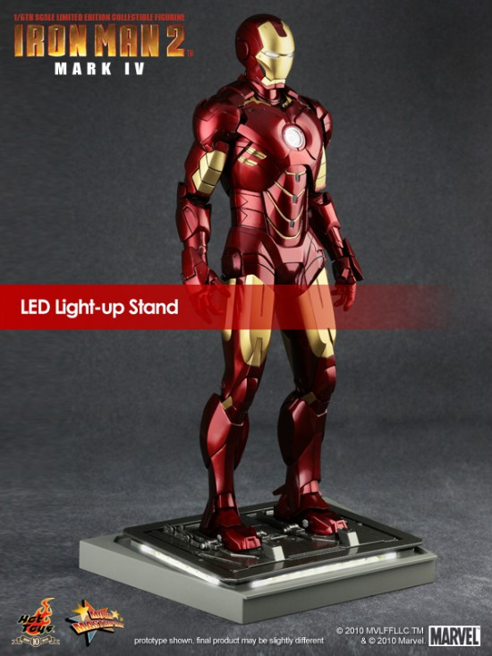 Check Out This Iron Man 2 1 6th Scale Mark Iv Collectible