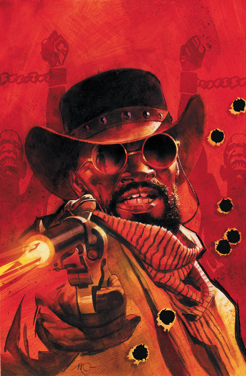 the use of realism to depict the brutality in the film django unchained by quentin tarantino Go ahead, take your best shot: quentin tarantino on the story behind  the difference between django unchained and my other films is that it.