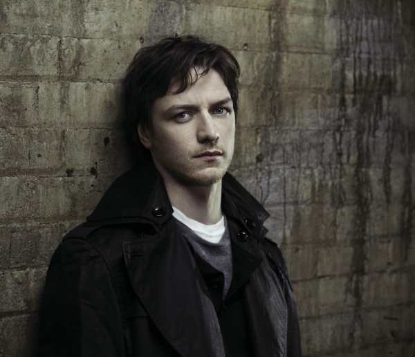James McAvoy Looking t...