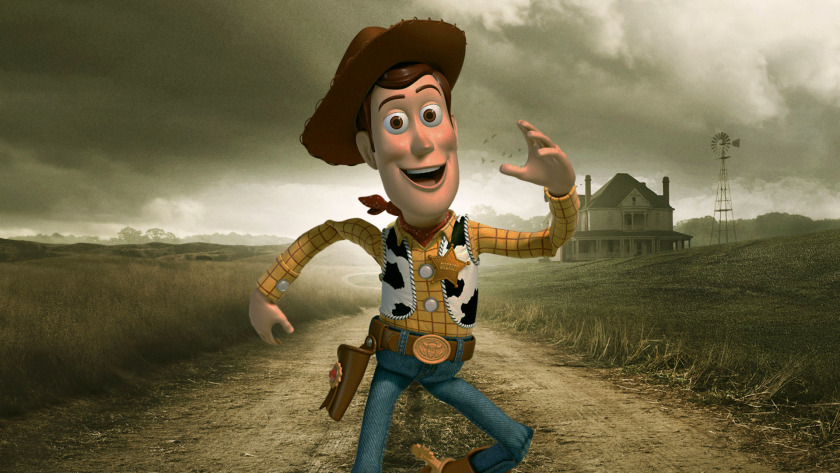 Proof That THE WALKING DEAD And TOY STORY Are The Same! U2014 GeekTyrant