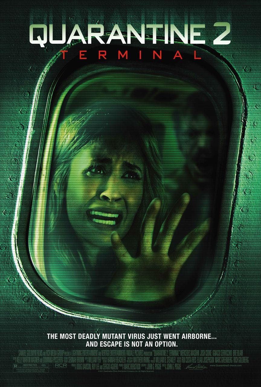 Movies like Quarantine 2: Terminal