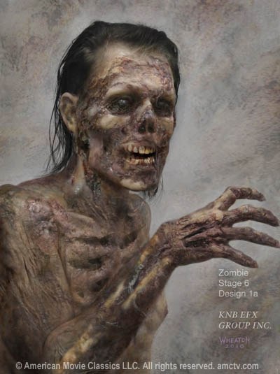 Fx Designer Greg Nicotero Talks About Zombies From The