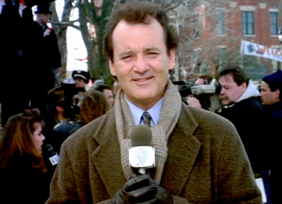 the changes in the life of phil in the movie ground hog day That's where the groundhog punxsutawney phil saw his shadow, predicting six more weeks of winter either way, today is groundhog day and in the 1993 film of the same name, phil connors (bill murray) in the movie, which many people.