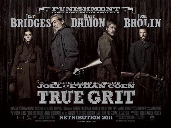 Movie Review: Coen Brothers' TRUE GRIT — GeekTyrant
