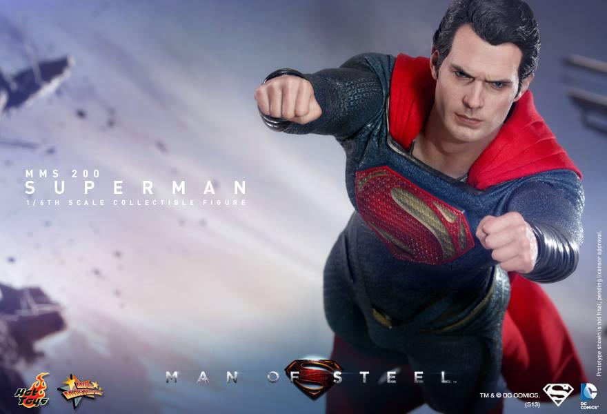 Superman Man of Steel Movie Plush Toy  superherostuffcom