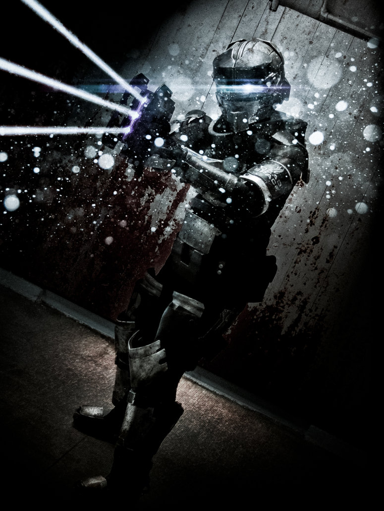 dead space � this issac clarke cosplay is quite surreal