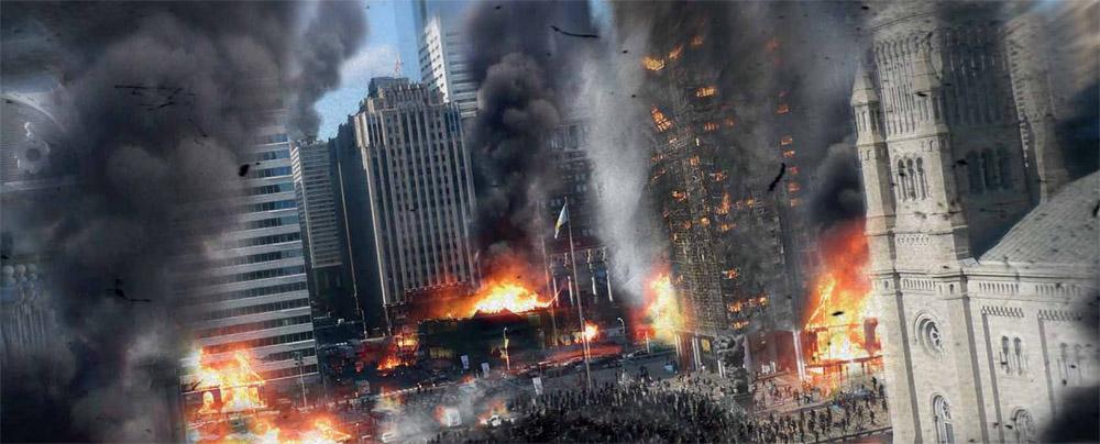 Striking WORLD WAR Z Concept Art and 3 New TV Spots — GeekTyrant