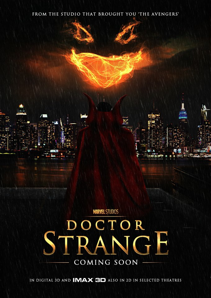 Four DOCTOR STRANGE Director Contenders Revealed; KUNG FU ...