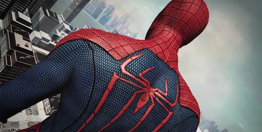 New THE AMAZING SPIDER-MAN: THE VIDEO GAME Trailer Swings Online