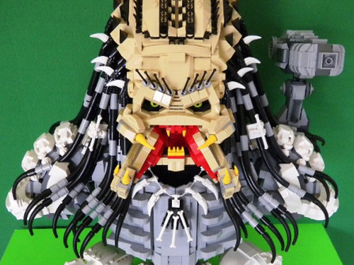 PREDATOR Told in 59 Seconds with LEGO Stop-Motion — GeekTyrant