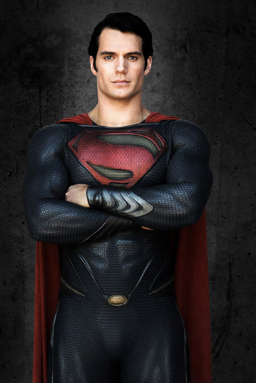 The Man Of Steel Movie News