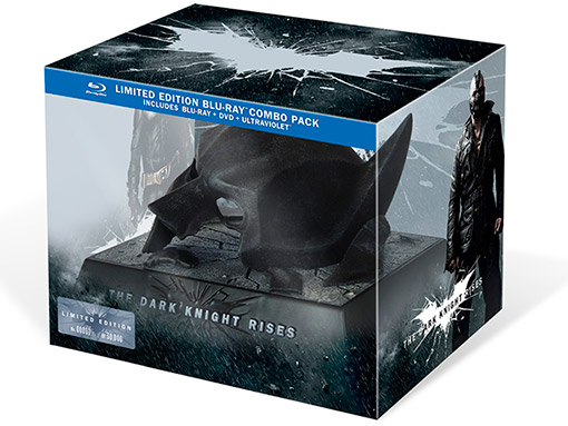Dark Knight Rises Dvd Sales of The Dark Knight Rises