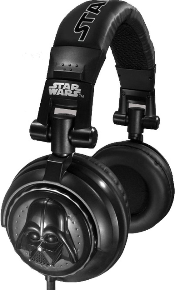 Painel Para Tv No Ático By Jack Móbiles: Listen In Style With These Cool DARTH VADER 3D Headphones