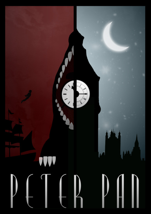 Heres A Wonderfully Cool Series Of Re Imagined Disney Animated Movie Poster Art The Minimalist Style These Posters Have Slightly Dark Tone