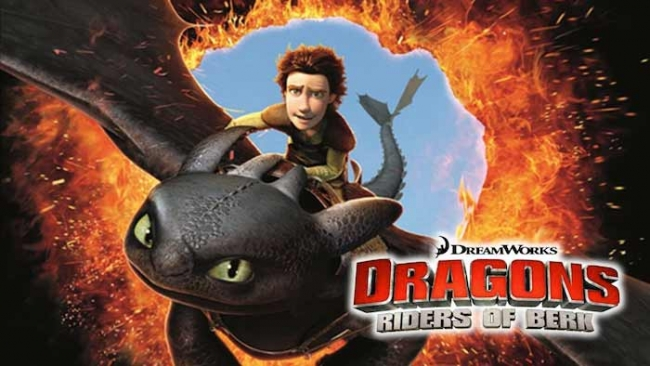 DreamWorks Dragons: The Series | How to Train Your Dragon ...
