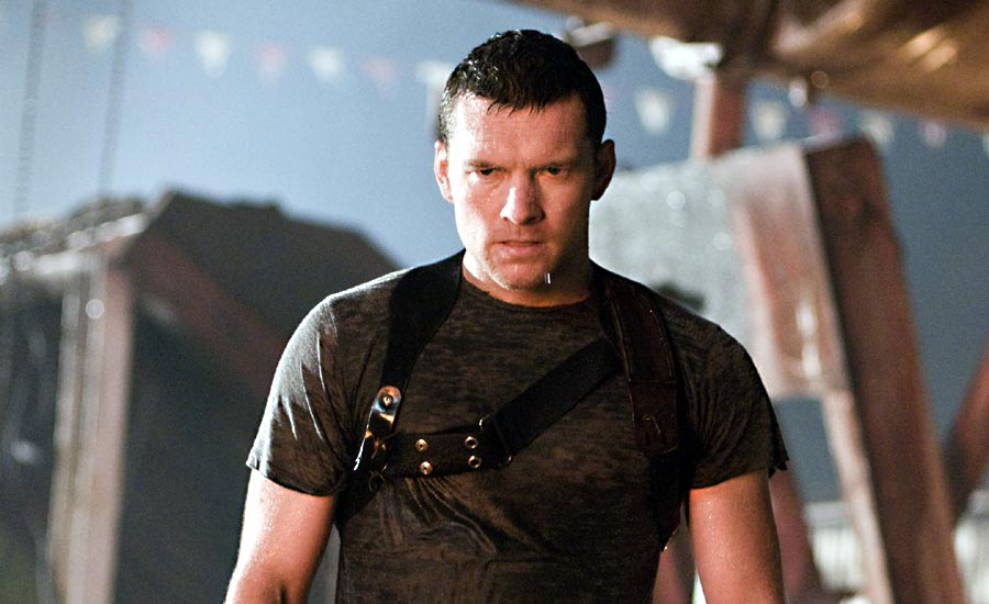Sam Worthington to Join Arnold Schwarzenegger in TEN — GeekTyrant
