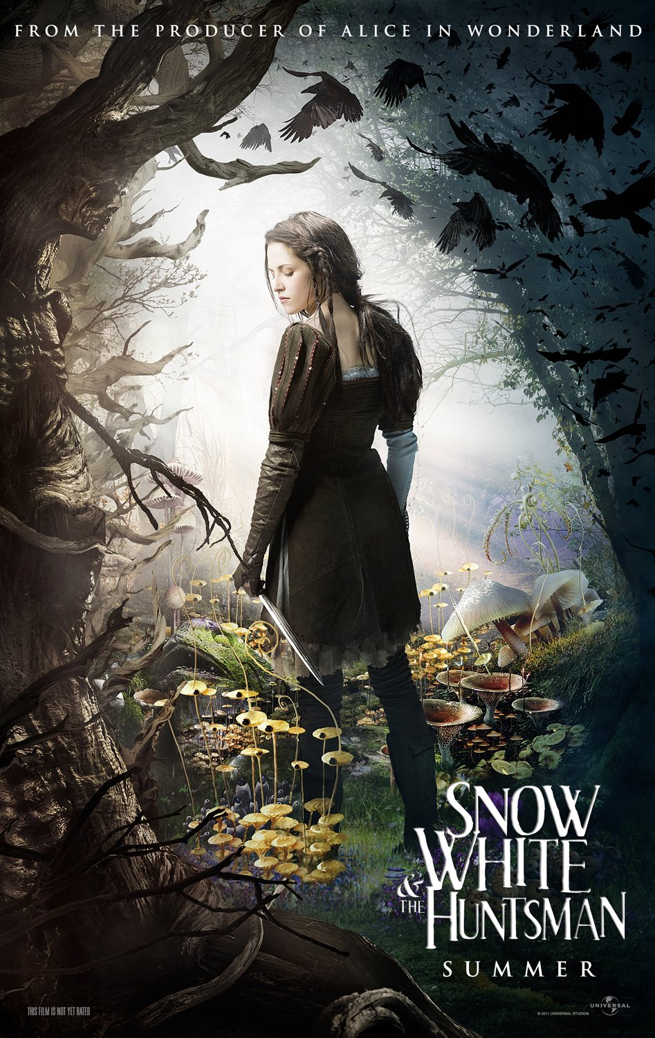 snow white and the huntsman 2019