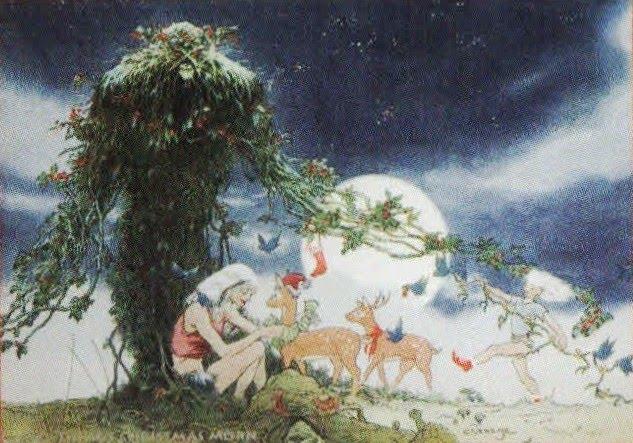 25 Posts of Geek Christmas Day 15: DC Comics Holiday Cards ...   633 x 443 jpeg 94kB