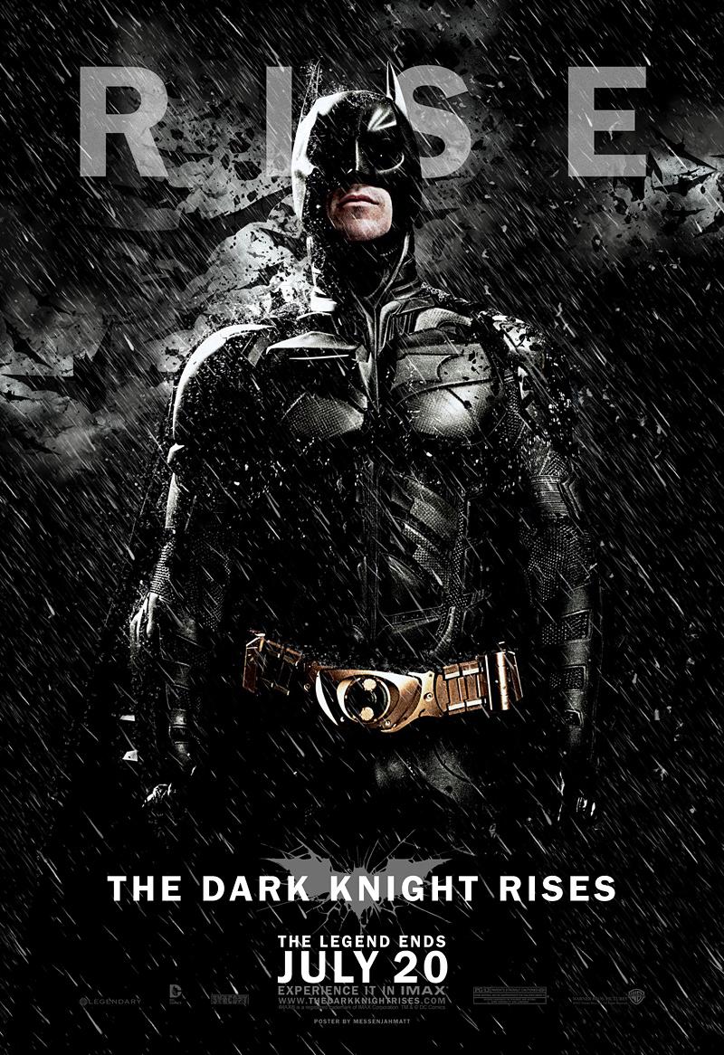 The Dark Knight Rises Online