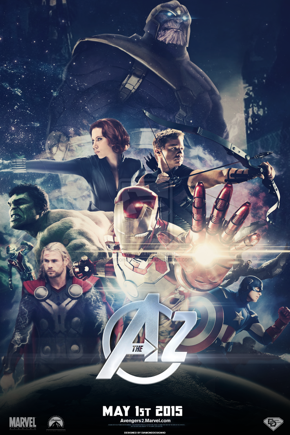 Fan art for the avengers 2 captain america 2 and more geektyrant