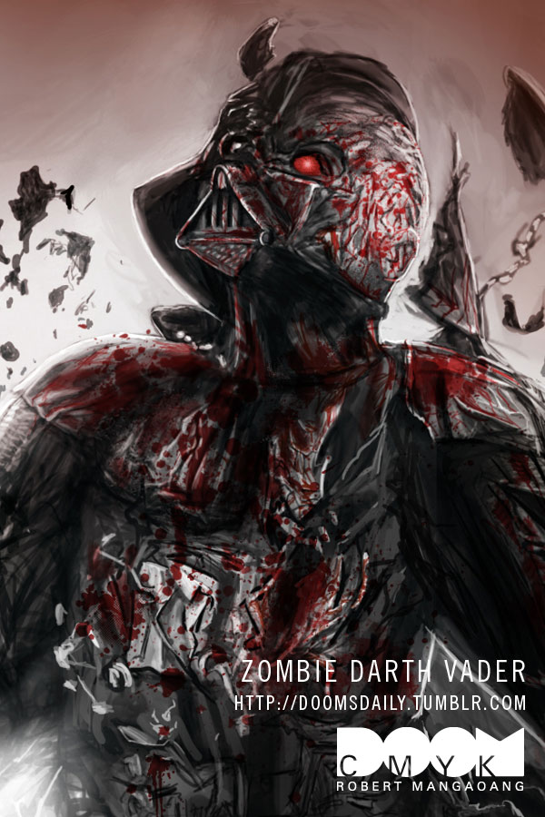 Star Wars Zombies Book