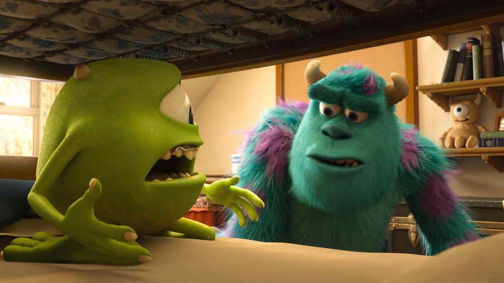 Monsters university mike and sulleys first morning geektyrant monsters university mike and sulleys first morning voltagebd Image collections