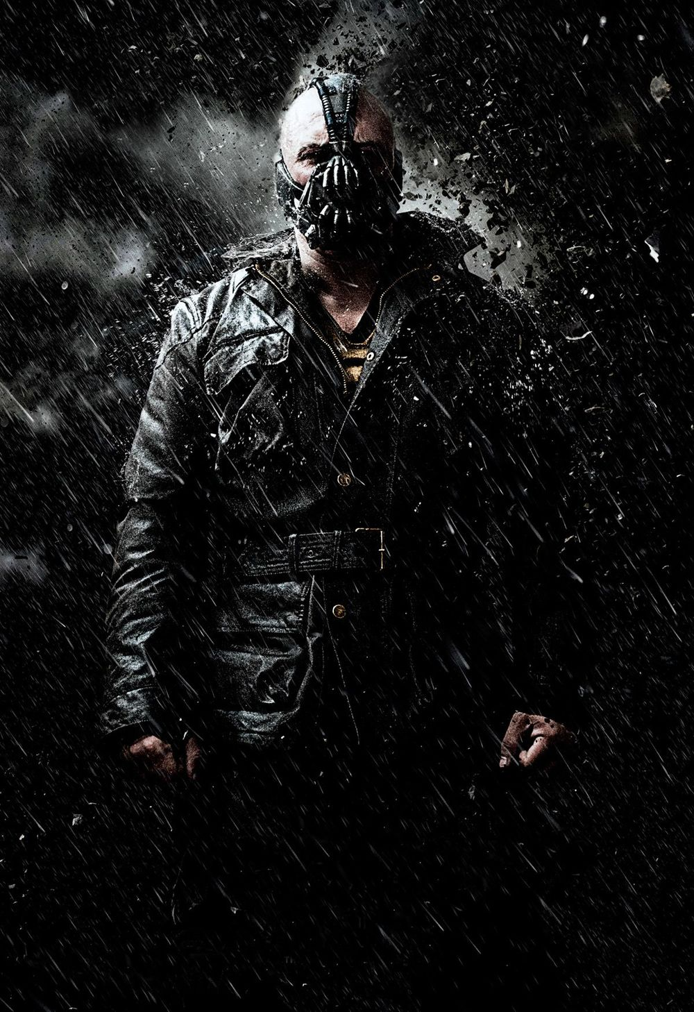 THE DARK KNIGHT RISES Textless Posters and Banners