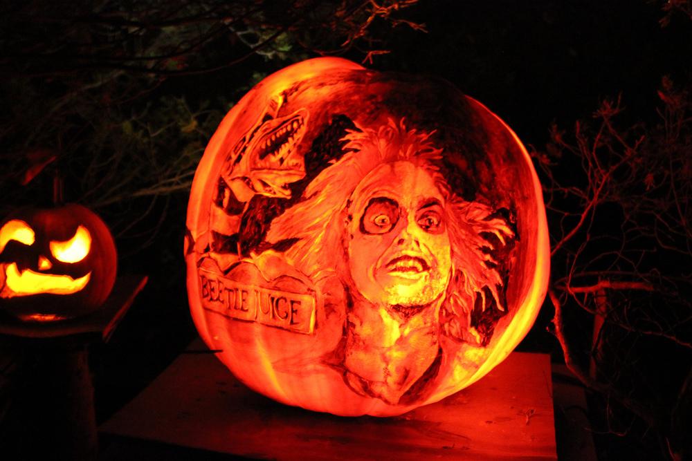 Awesome movie inspired pumpkin carvings — geektyrant