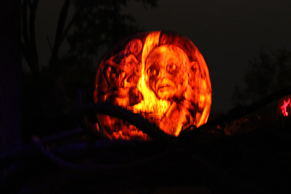 Awesome Movie Inspired Pumpkin Carvings Geektyrant