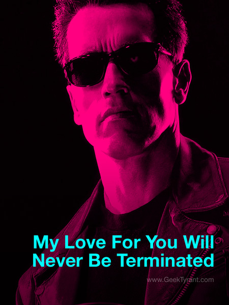Geeky Movie Valentines To Share With Your Loved Ones Geektyrant
