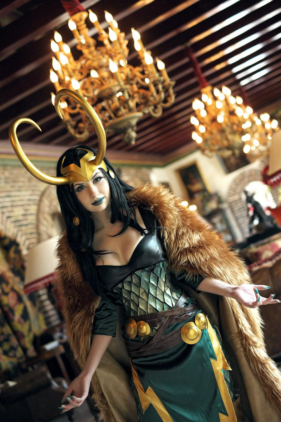 Lady loki cosplay geektyrant lady loki cosplay solutioingenieria Gallery