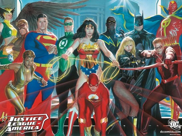 Justice Live Live-action Justice League