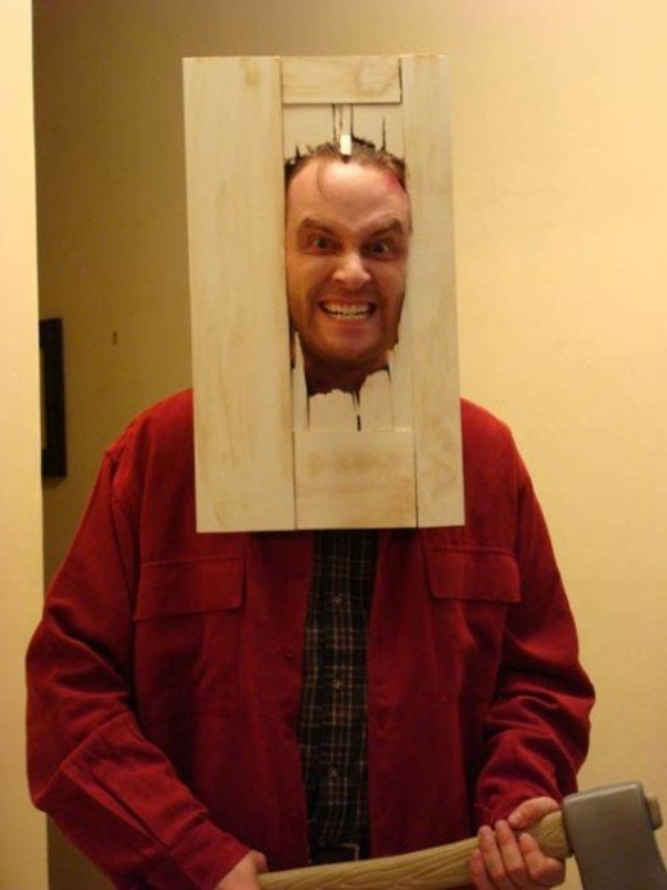 Perfect Halloween Costume Inspired Shining