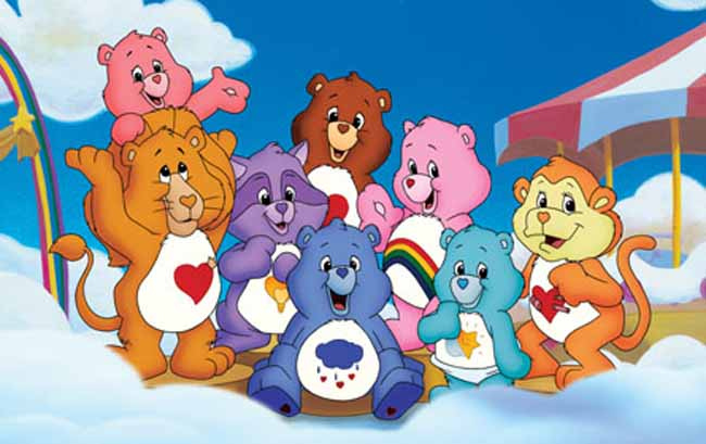 The Care Bears Coming Back To Tv In 2012 And Stores In