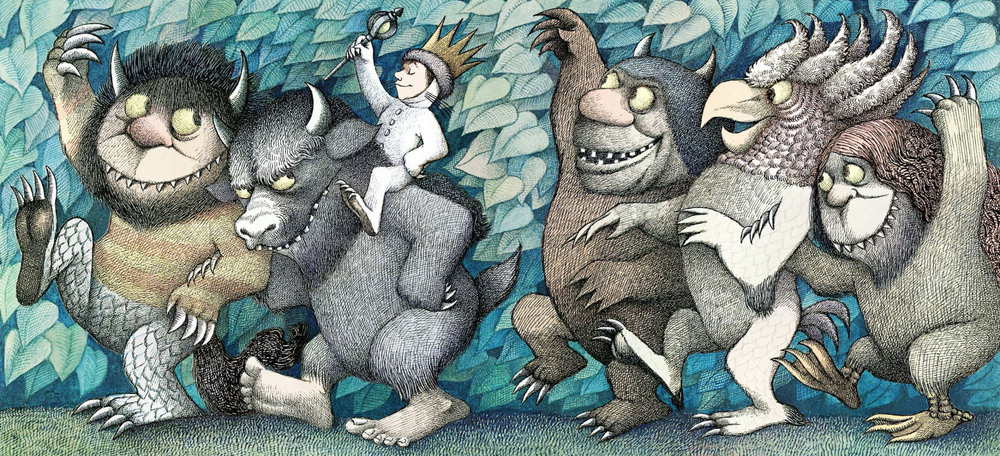 Christopher Walken Hilariously Reads WHERE THE WILD THINGS ARE ...