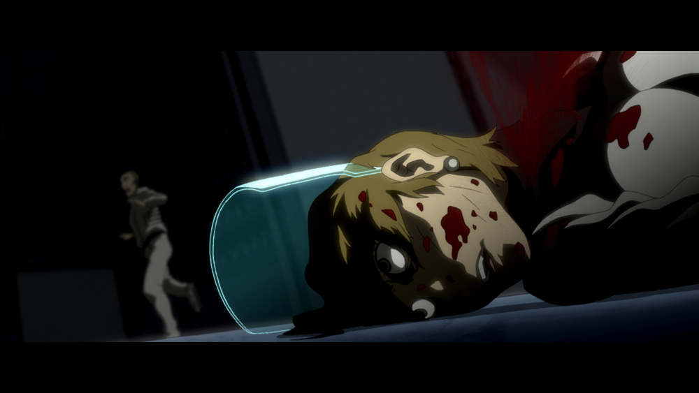 New stills from upcoming animated feature DEAD SPACE ...