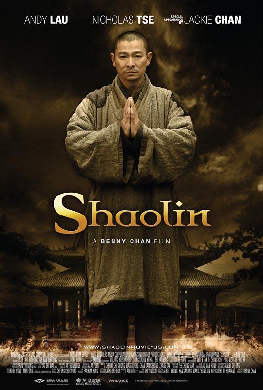 Shaolin Jackie Chan