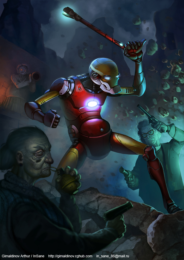 Awesome Old Iron Man Character Design  Geektyrant-2756