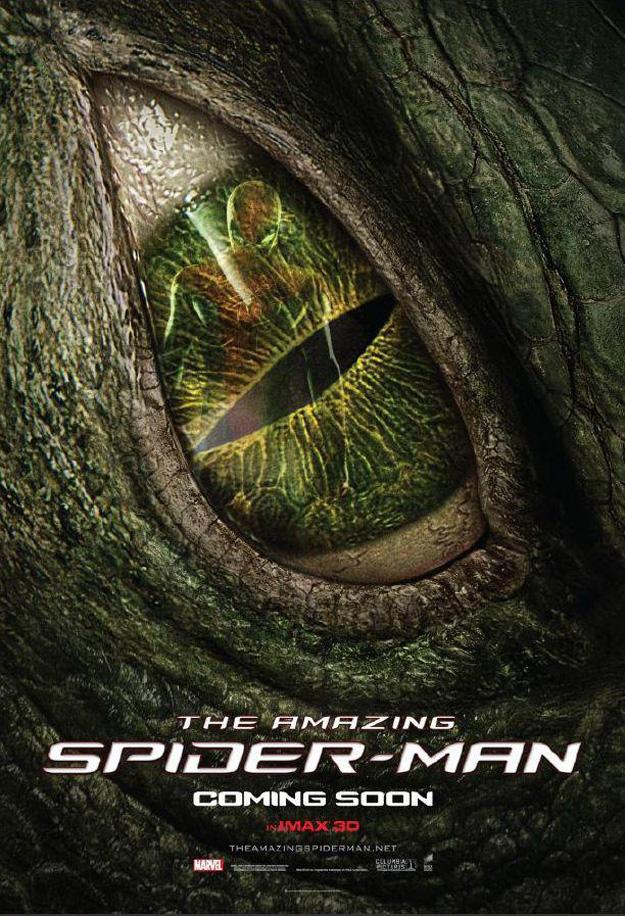 THE AMAZING SPIDER-MAN - Lizard Poster — GeekTyrant
