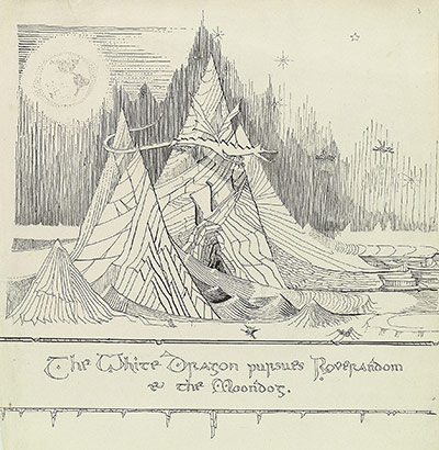 a description of middle earth on jrr tolkien The silmarillion in three minutes: a condensed version of jrr tolkien's history of middle-earth  a condensed version of jrr tolkien's middle-earth epic - duration: 7:02.