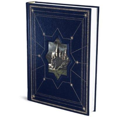 Harry Potter Book Art Hogwarts Harry Potter: Page to ...